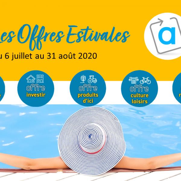 offres estivale actu.fr 2020